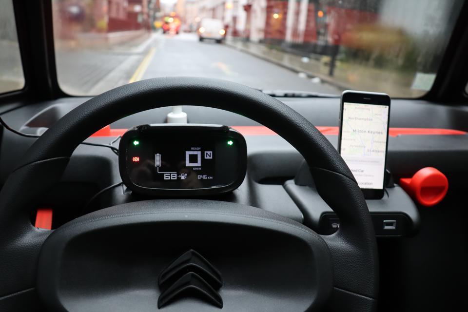 Citroen выпустил автомобиль за 6000 евро для городских поездок