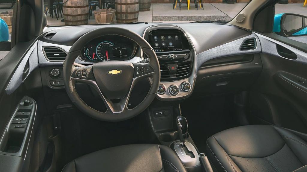 Chevy Spark 2021 года станет самым дешевым автомобилем в Соединенных Штатах Америки