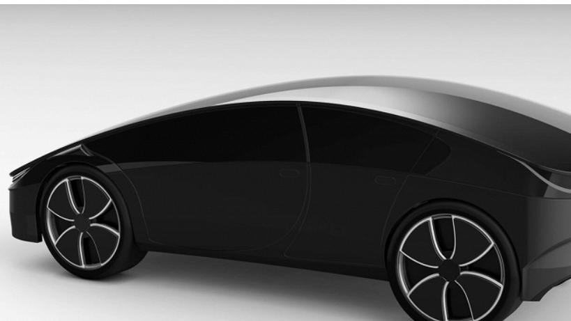 Apple готовит дизайн своего электромобиля: силуэт, стеклянная крыша, светотехника