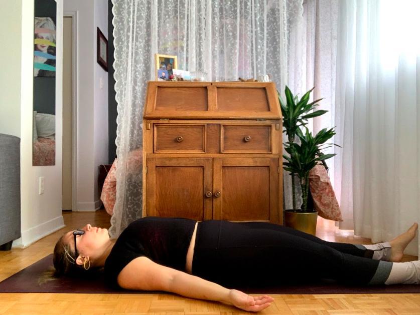 Йога, помогающая раскрыть в себе творческий потенциал: комплекс простых, но действенных упражнений