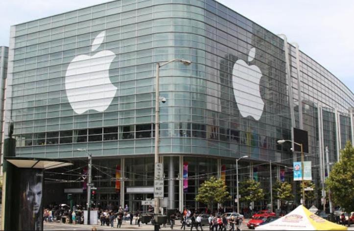 Рождество обрушило серверы Apple, но уже все заработало. На сайте компании слишком много пользователей