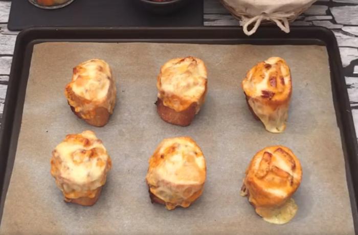 Яйцо-пашот в хрустящем багете: отличная идея для роскошного завтрака
