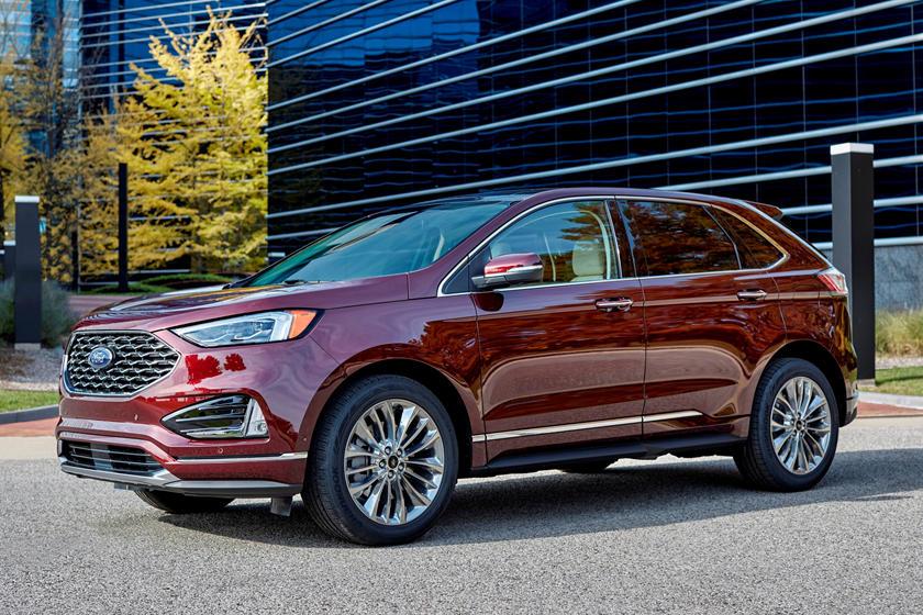 Конец эпохи седанов: обновленный Ford Fusion становится кроссовером-универсалом