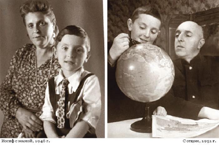 Однажды, выступая перед американскими студентами, Бродский вспомнил о родителях, которых после эмиграции больше не видел. Важное напутствие всем детям
