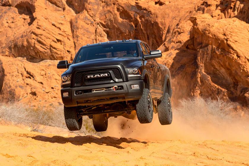 Разная цена и уровень стандартного оборудования: в 2021-м Ram 2500 Power Wagon выпустят в трех различных вариантах