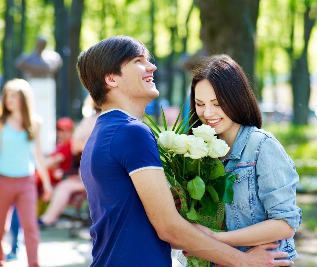 Определите для себя, чего вы действительно ждете от отношений. Психический настрой играет важную роль для успешных свиданий