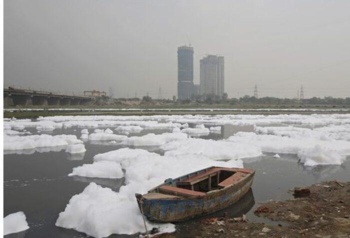 Как изоляция и ограничения повлияли на окружающую среду во всем мире: фото до и после
