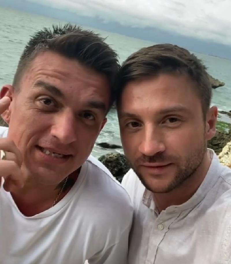 """""""С моей родной душой вместе впервые за лет 25"""": Топалов рассказал об отдыхе на Бали с Лазаревым"""