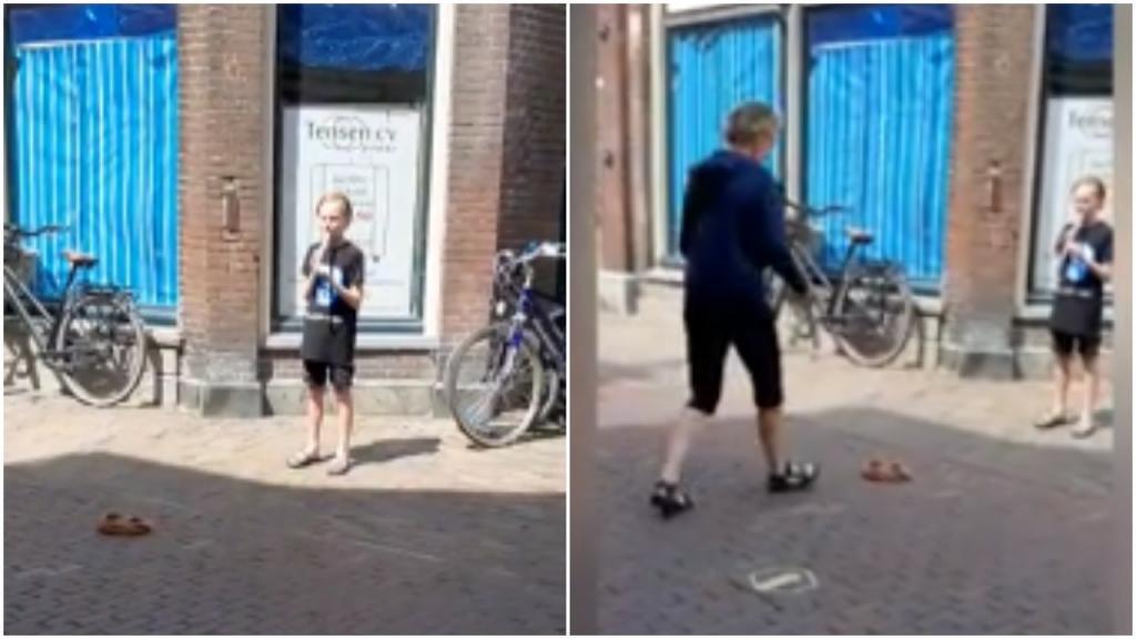 На улице мальчик 120 раз сыграл одну мелодию на флейте: соседи вызвали полицию, а родители не поняли причину