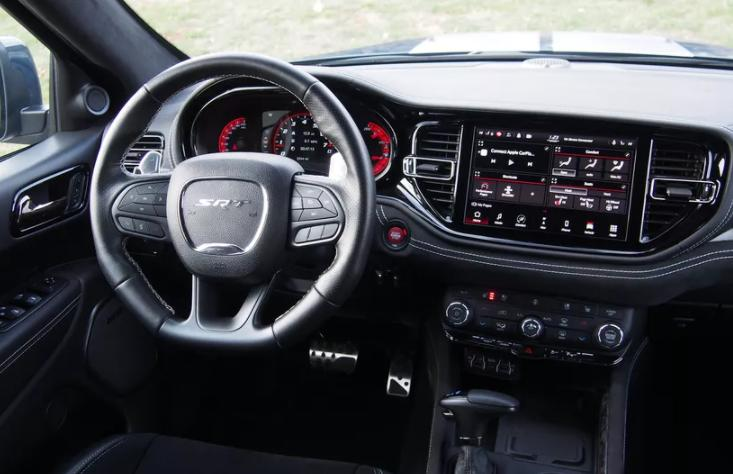 Dodge Durango SRT Hellcat 2021 года: высокопроизводительный монстр с мощностью 710 лошадиных сил