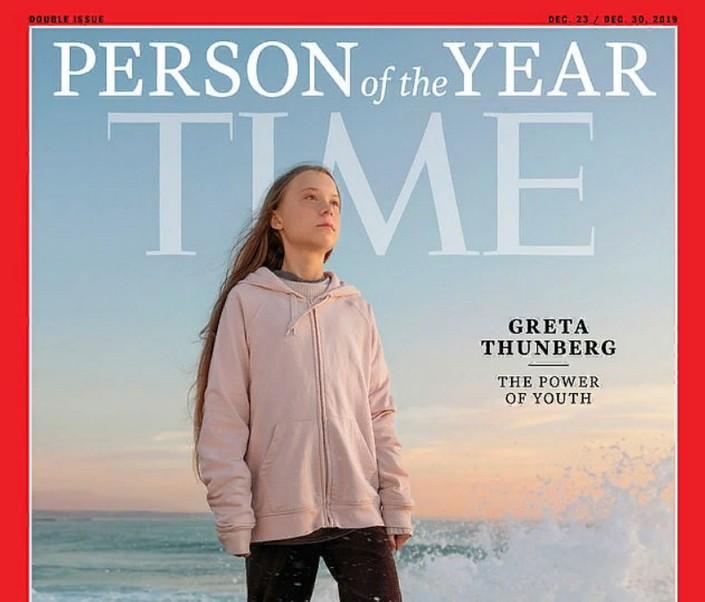 """""""Мне все равно"""": 18-летняя активистка Грета Тунберг о знаменитостях, которые говорят об экологии, но пользуются самолетами"""