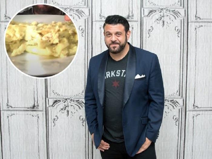 Не просто яйца: сыр, лосось и другие ингредиенты, которые знаменитые повара добавляют в омлет