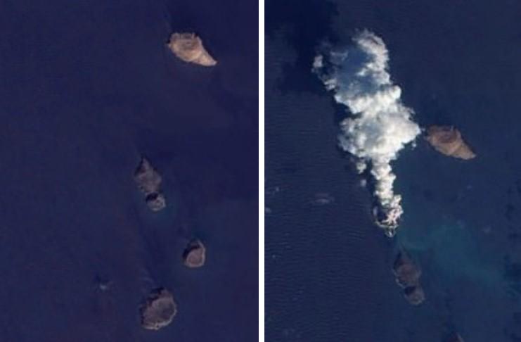 НАСА выпустило серию спутниковых снимков, показывающих, как изменение климата трансформирует нашу планету