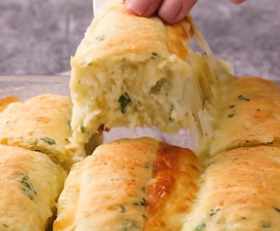Домашние даже не догадываются, что испекла хлеб из вчерашнего пюре