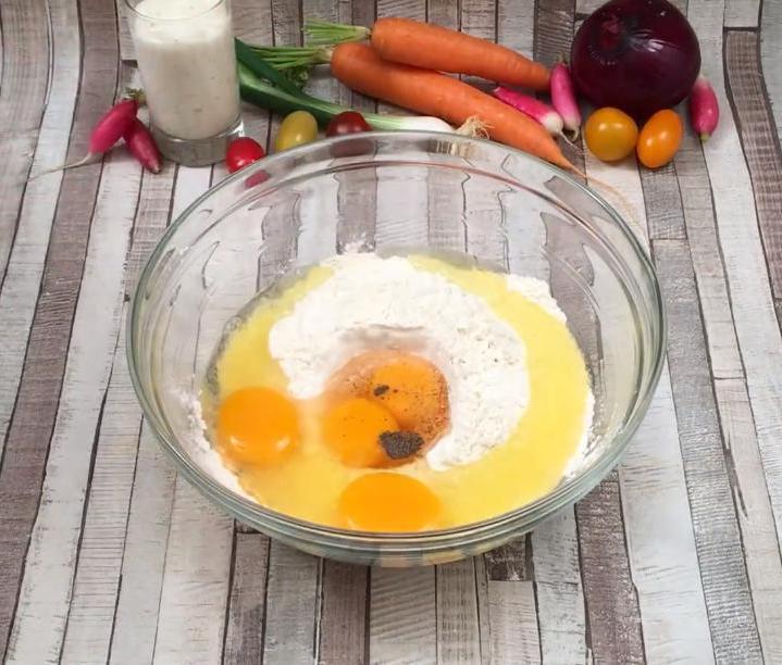 """Искусство в вашей тарелке: """"рисуем"""" на домашней лазанье с помощью овощей и трав"""