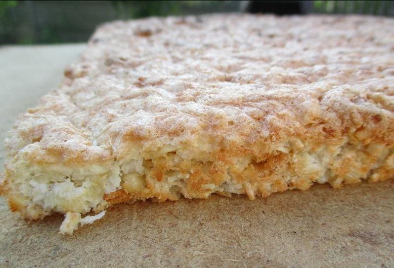 """Миндально-кокосовый торт """"Принцесса"""": десерт, который никого не оставит равнодушным"""