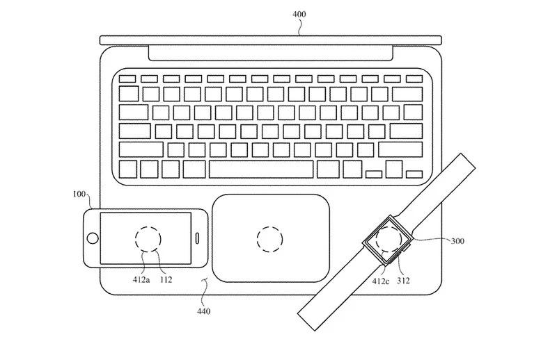 Apple предлагает новую экосистему беспроводной зарядки