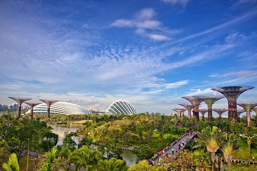 Копенгаген, Сингапур и другие города из рейтинга ТОП-8 самых экологически чистых во всем мире