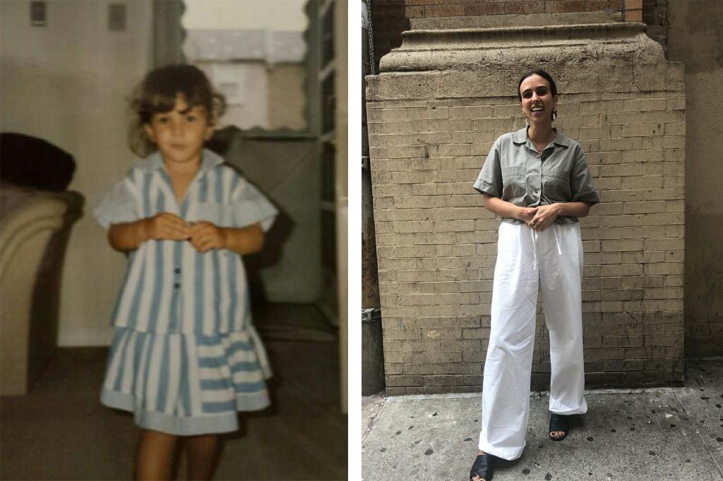 Обратились за модными советами к самим себе, но только маленьким: люди повторили любимые образы из детства