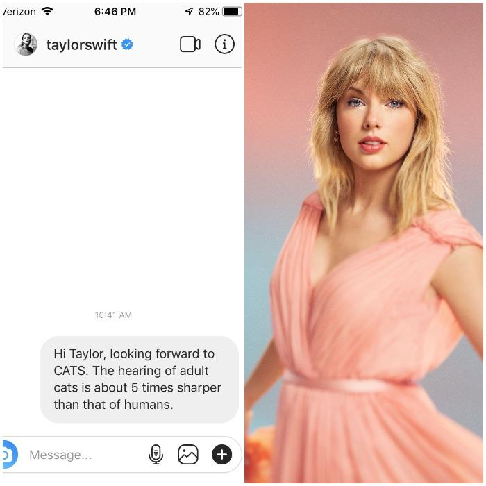 Нора Тейлор целый день писала голливудским звездам и другим знаменитостям в соцсетях. Она не ожидала, что ей ответят, но это произошло