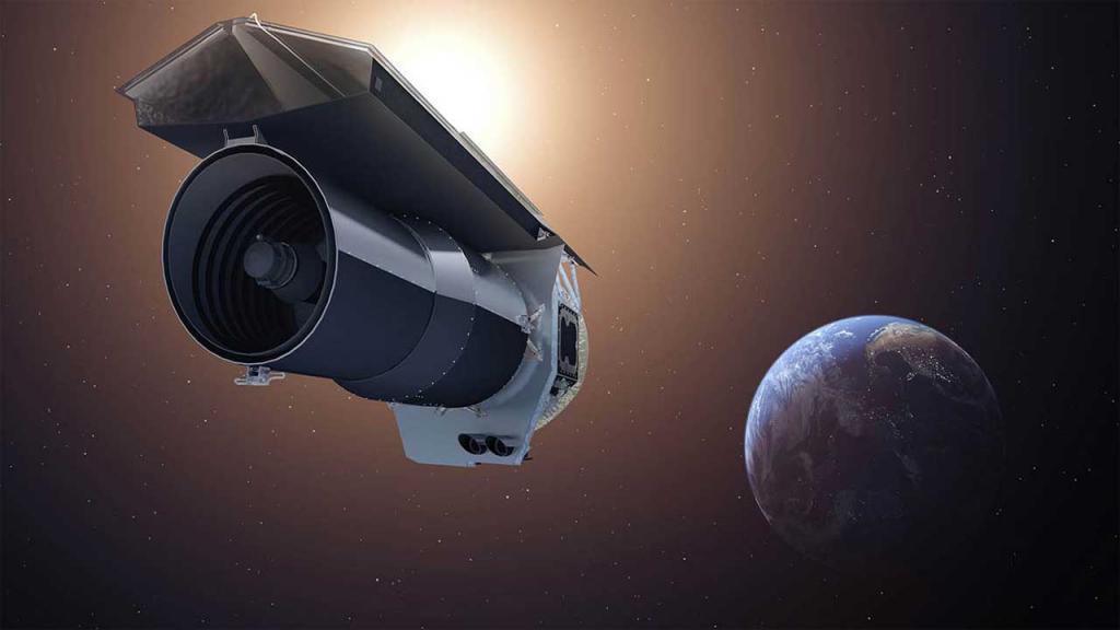 НАСА раскрыло планы: телескоп SphereX будет запущен в 2024 г. для поиска ключей к разгадке Большого Взрыва и признаков жизни за пределами Земли