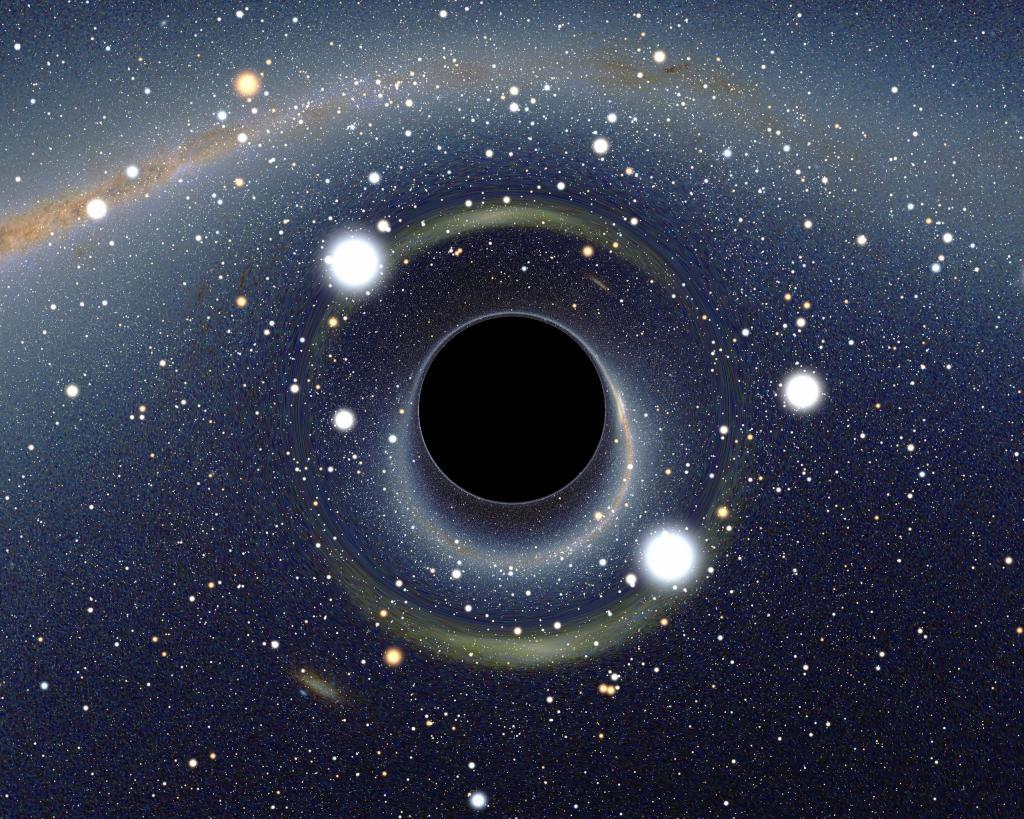 Открытие первичных черных дыр может указывать на потенциальную мультивселенную с другими дочерними вселенными