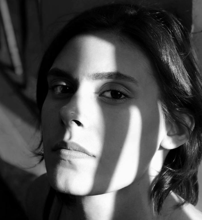 Красавица Иллария. Поклонники сравнивают сестру Глафиры Тархановой с итальянкой