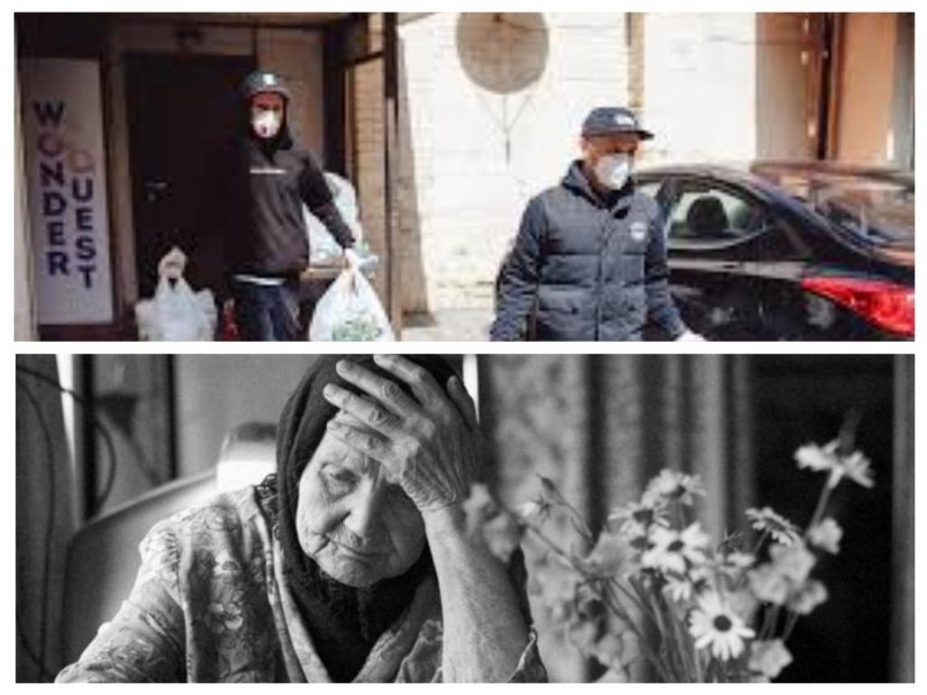 """""""Помогая другим, помогаешь себе"""": о создании приложения """"Помощь"""" для поддержки пожилых рассказал в интервью Собчак актер """"Гоголь-центра"""" Никита Кукушкин"""