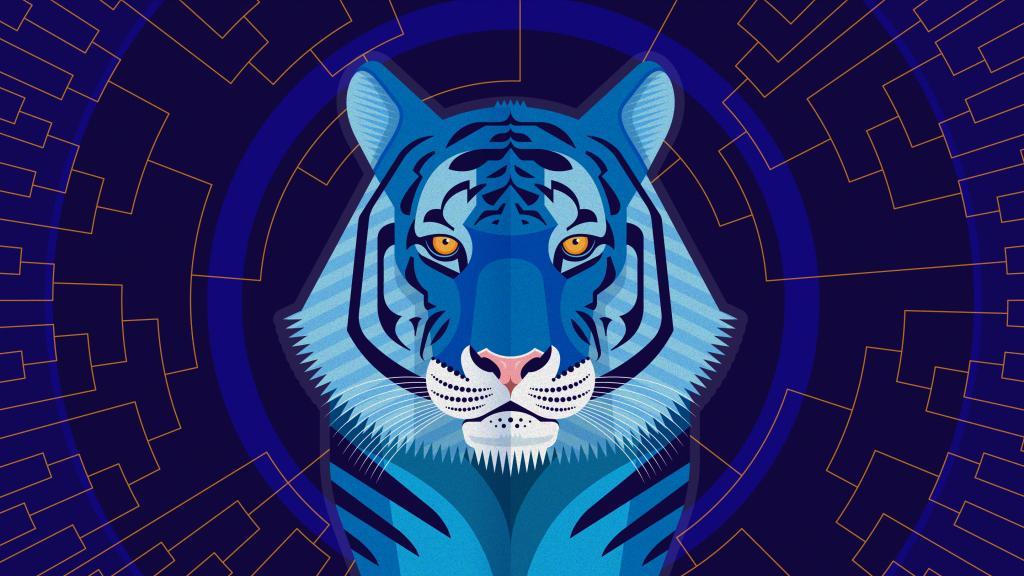 Нейтральная теория: как природа создала голубых тигров и насколько важна случайность в эволюции