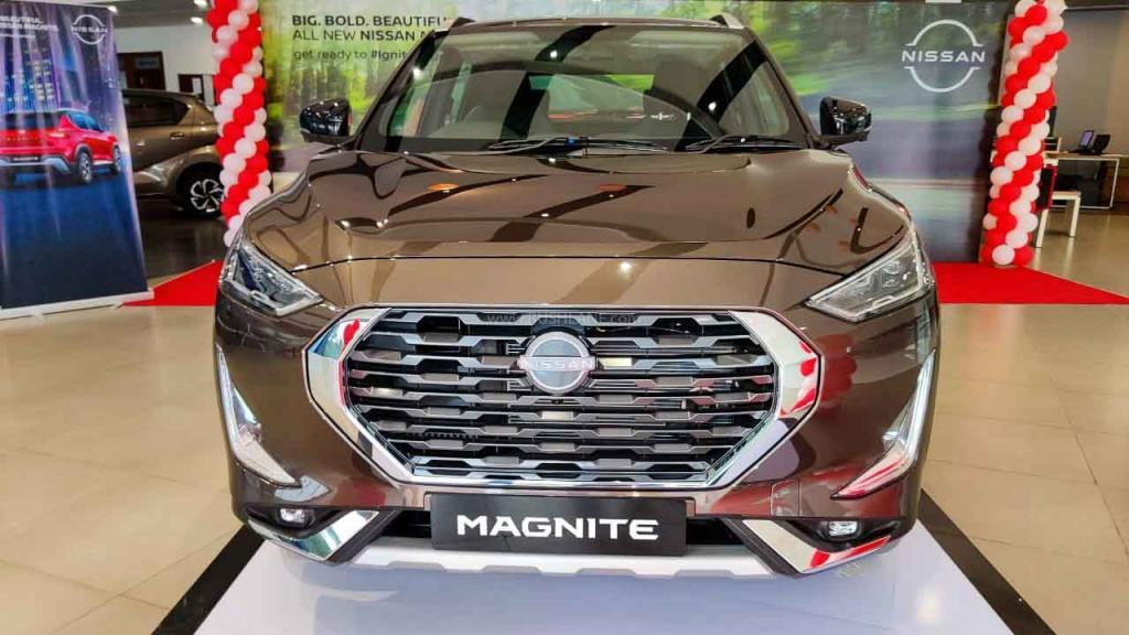 Новый бюджетный кроссовер Nissan Magnite стал хитом в Индии и продается как горячие пирожки