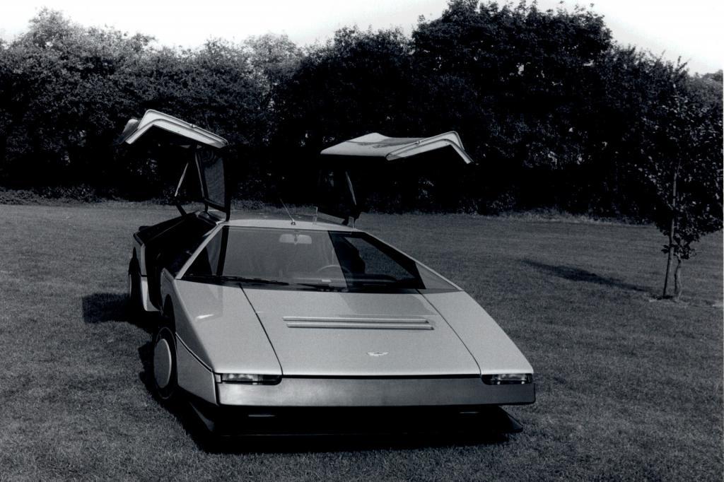 Aston Martin Bulldog 1980 года вернется через 40 лет после дебюта, чтобы достичь скорости в 321 км/ч