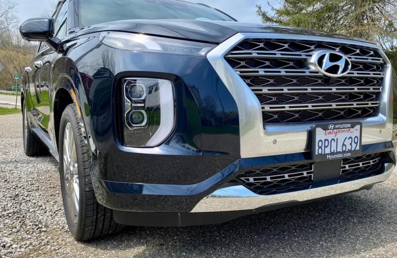 Hyundai Palisade Limited 2020 Roadshow: идеальный внедорожник для поездок на дальние расстояния