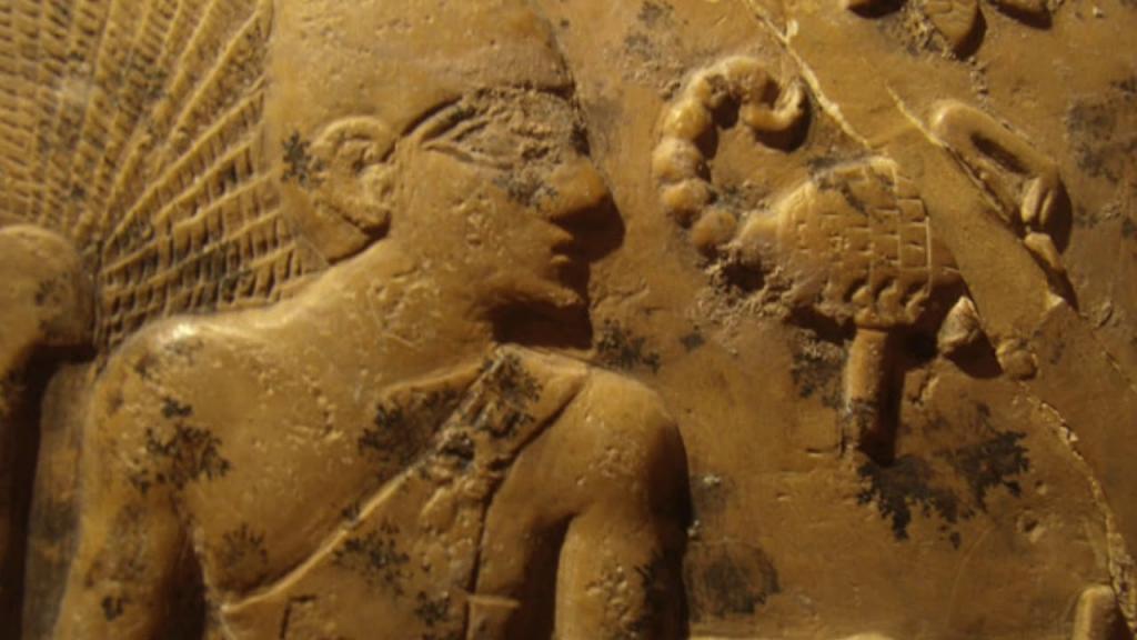 Надпись на камне, найденном в Судане, оказалась древнейшим дорожным указателем