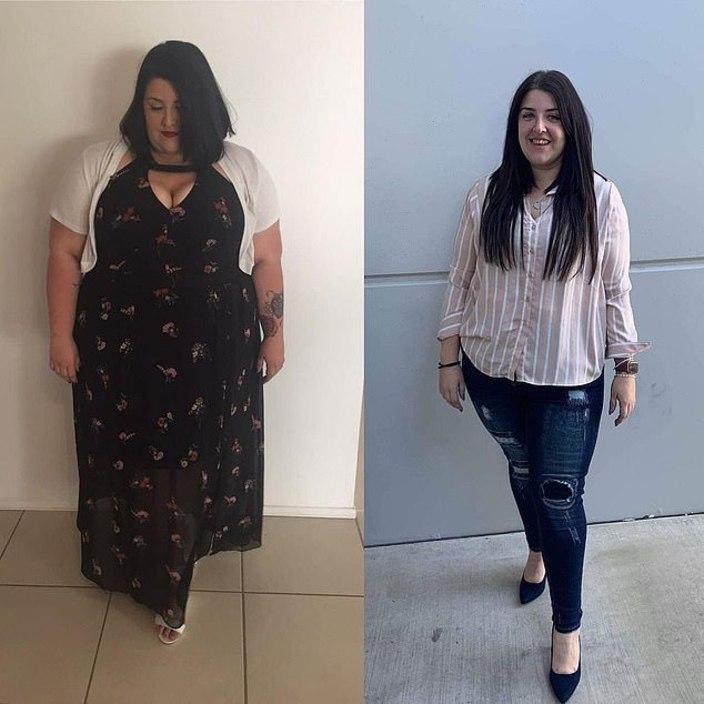 """""""Мечтала стать мамой"""": женщина взяла себя в руки и сбросила 87 кг за 11 месяцев"""