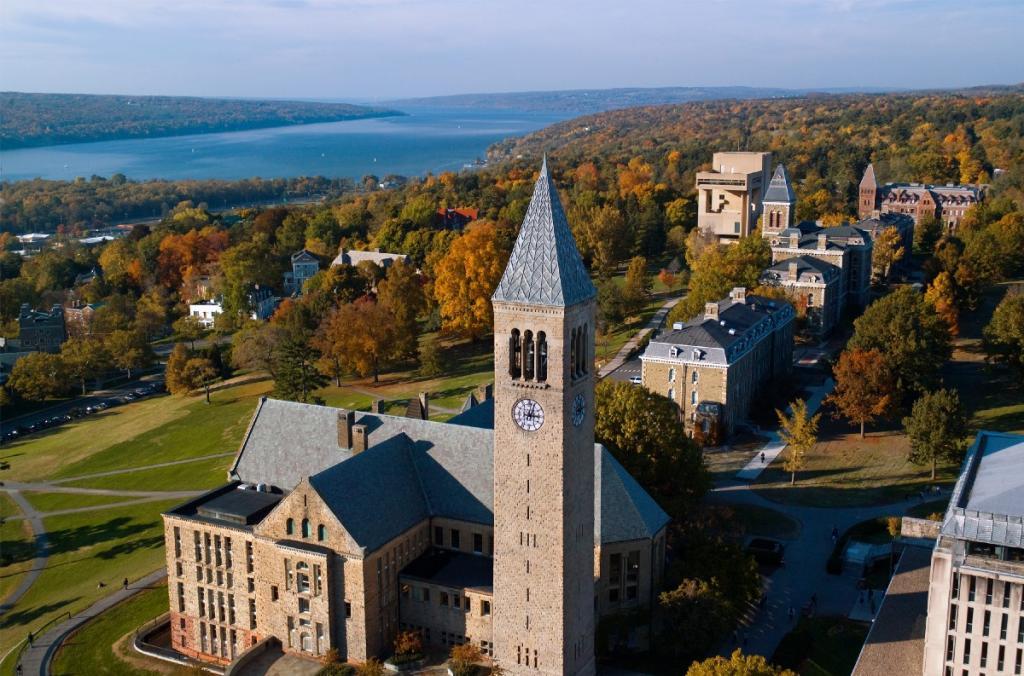 Корнельский университет планирует извлекать энергию из навоза для обогрева кампуса