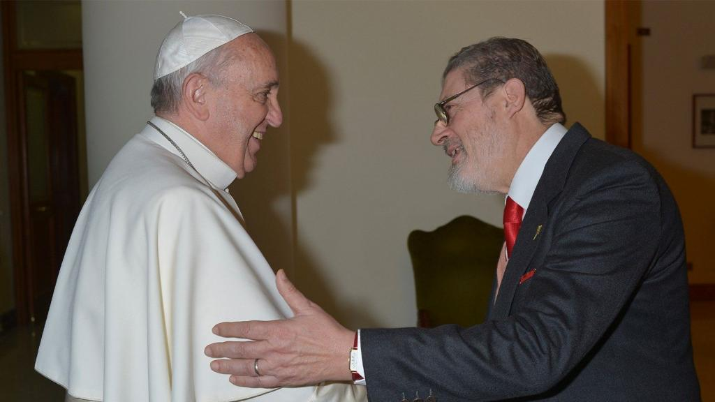 """""""И я уже записался"""": Папа Римский высказался, почему необходимо сделать прививку от коронавируса"""