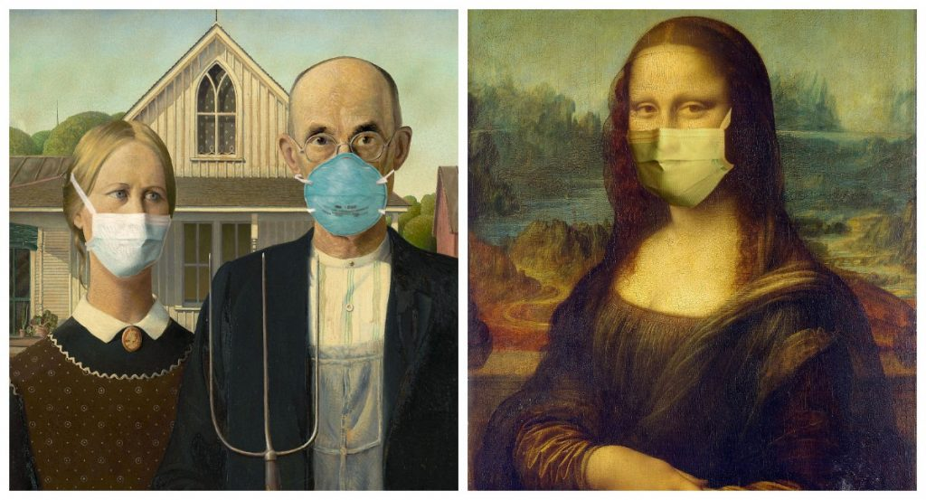 От сомнений по поводу ношения маски до опережения графиков вакцинации: как менялись наши мнения о новом вирусе с начала пандемии