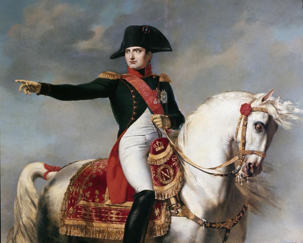 Ключ от комнаты, в которой скончался Наполеон Бонапарт, найден в Шотландии и будет продан на аукционе