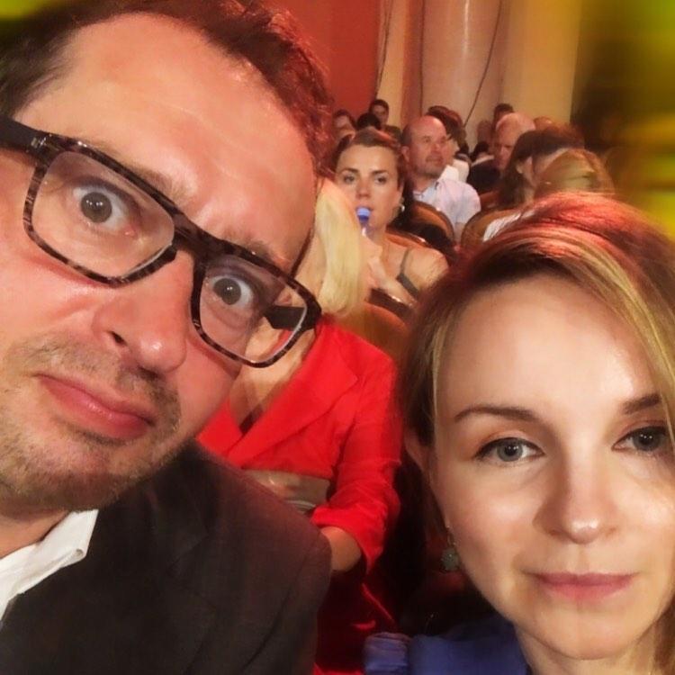 Жена Константина Хабенского трогательно поздравила его с днем рождения. Что известно о второй супруге актера (новые фото)