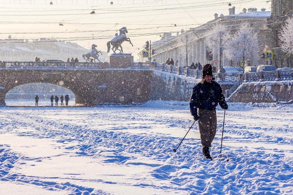 От Москвы до Сочи: названы популярные направления для поездок по России в январе