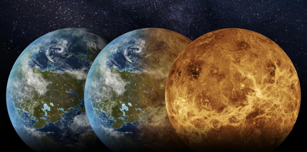 Есть ли жизнь на Венере: ученые думают, что, возможно, когда-нибудь мы будем обсуждать эту планету так же, как Марс
