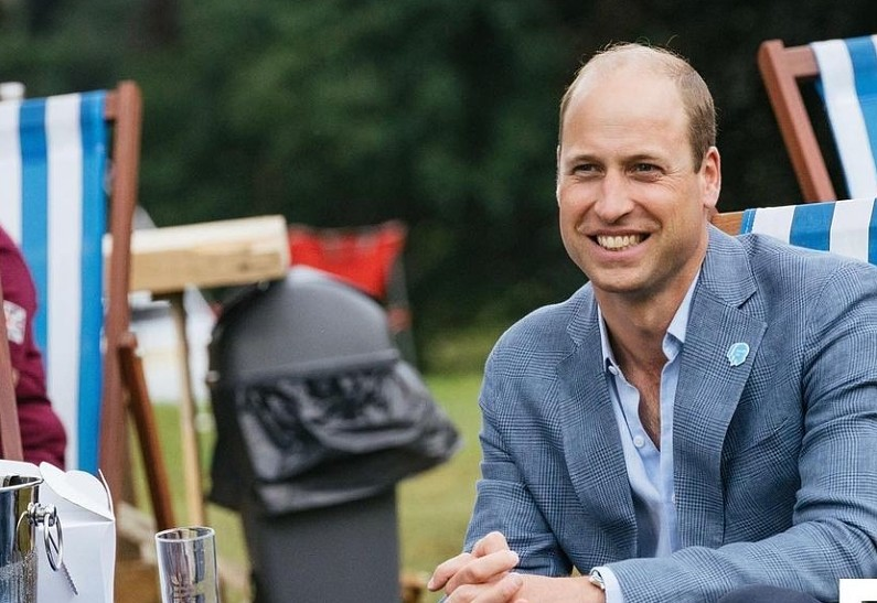 Секреты принца: Уильям в праздники посетил приют для бездомных, покровителем которого является