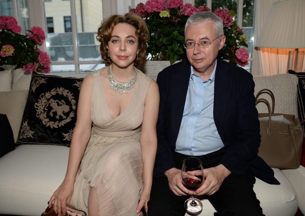 """""""Он мне надоел"""". Божена Рынска откровенно рассказала о браке с Игорем Малашенко"""