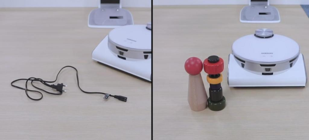 Новый робот-пылесос с искусственным интеллектом использует датчики, помогающие избегать предметов, способствующих засорению