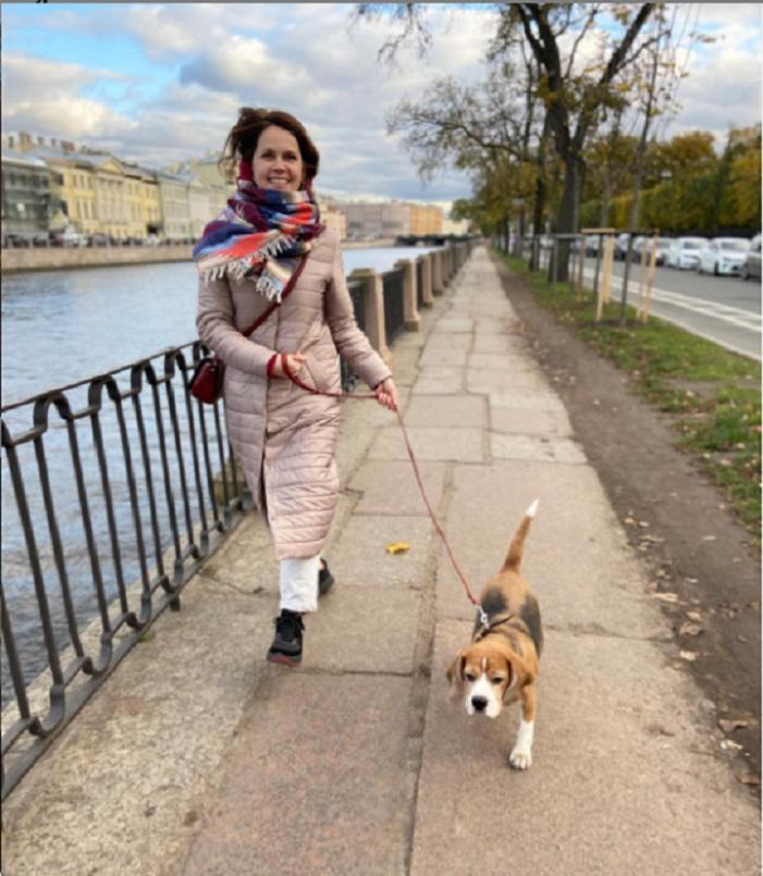 Избрала другой путь: старшая внучка актера Игоря Владимирова так и не стала актрисой