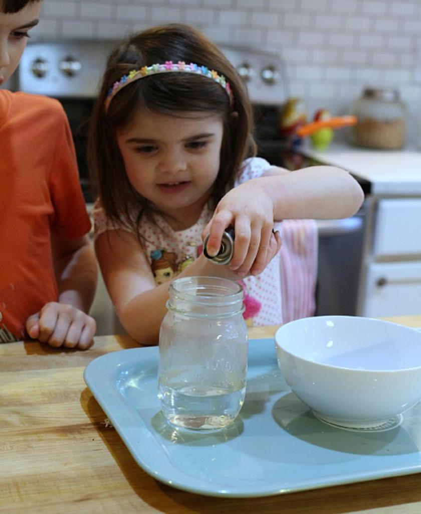 Как сделать облачко в банке: простой домашний эксперимент, от которого дети в восторге