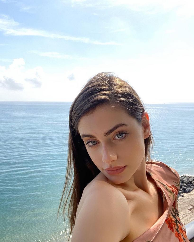 Самое красивое лицо: внешностью модели из Израиля сегодня восхищается мир (фото)