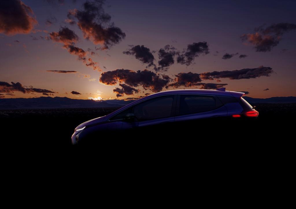 """Chevrolet Bolt EUV может иметь больший запас хода, чем собрат-хэтчбек """"Шевроле Болт"""""""