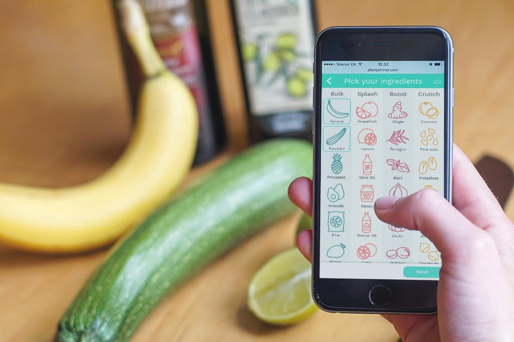 Домохозяйки уже тестируют приложение Plant Jammer, которое создает рецепты на основе продуктов в вашем холодильнике. Не все блюда выходят удачными