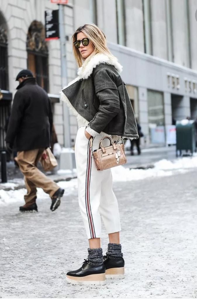 Тепло и модно одновременно: правила многослойности одежды в зимнем образе